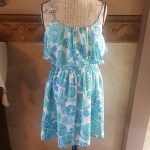 Lily Pulitzer Spg Strap Sun Dress For Target.